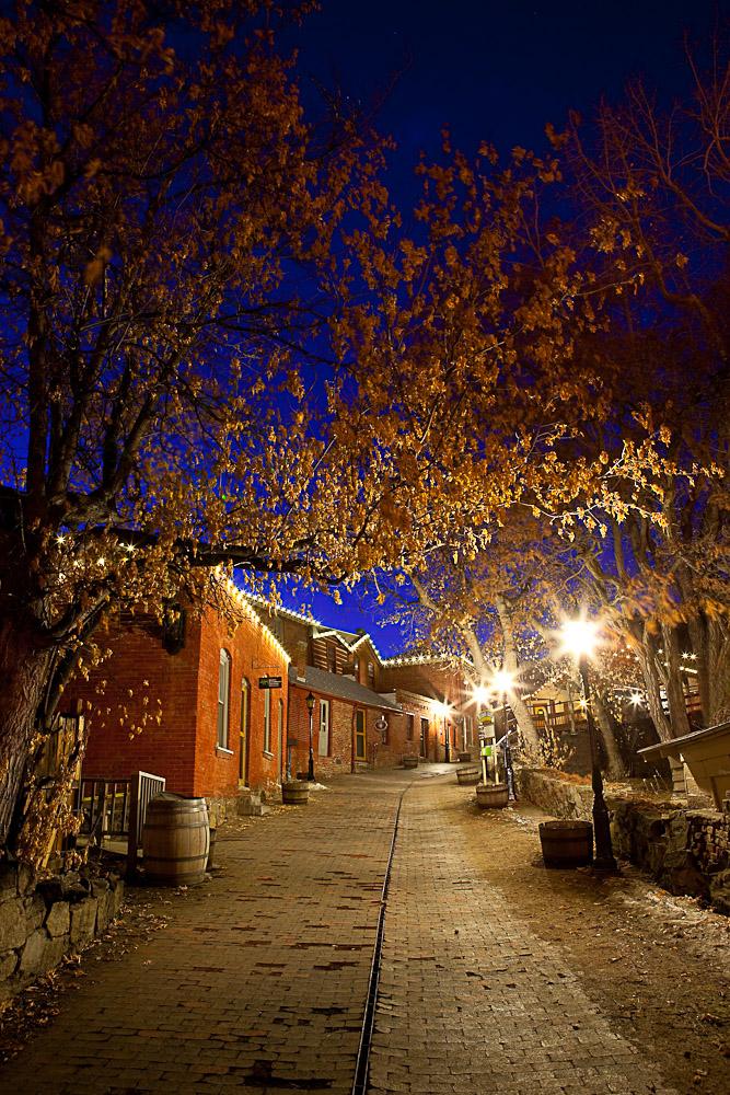 Reeder's Alley