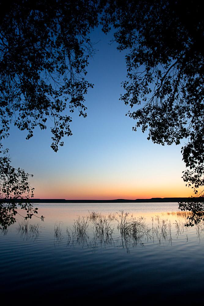 Eureka Reservoir