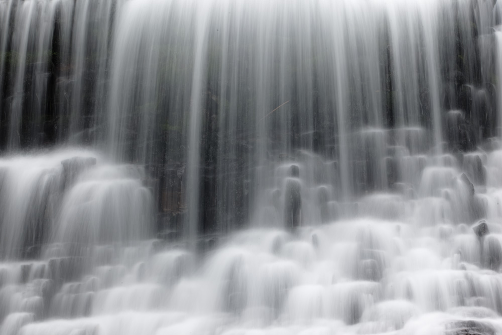 Ousel Falls Closeup